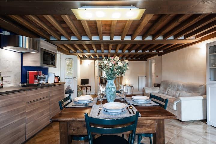 Apartment Mezzanino