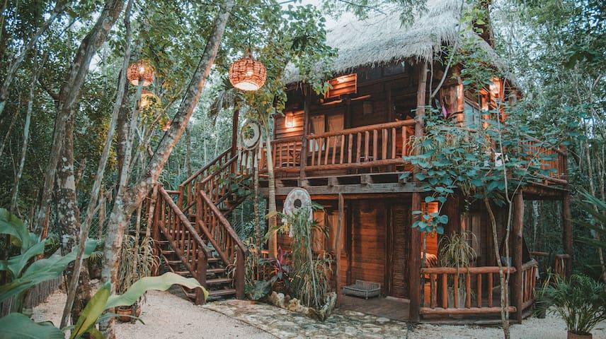 ANAND Ecoaldea I Shama Lodge