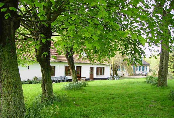 3 Chambres d'hôtes Ferme de Wolphus - Zouafques - Bed & Breakfast