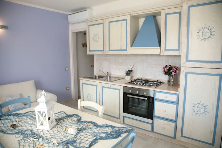 Rosa del Mare, 20 mt from the beach - Castelsardo - Apartment