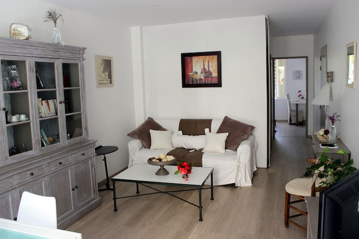 Appartement standing jardin japonai - Agen - Apartment