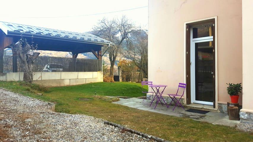 Studette, Bourg St Maurice-Les Arcs - Bourg-Saint-Maurice - House