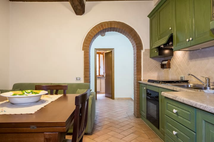 Historic centre - cozy apartment - San Gimignano - Apartment
