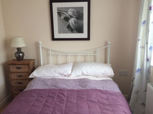 En Suite Room in Modern Annex in Williton