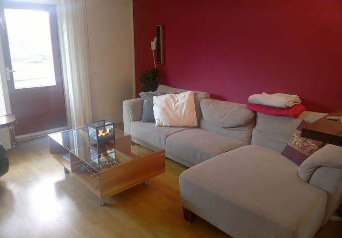Ruim appartement 85m2 - Groningen - Lägenhet