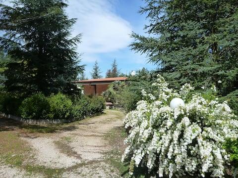 Chez-Antoinette country villa