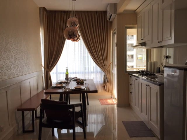 Cozy Luxury Central Location 2 bd - Tanah Abang - Pis