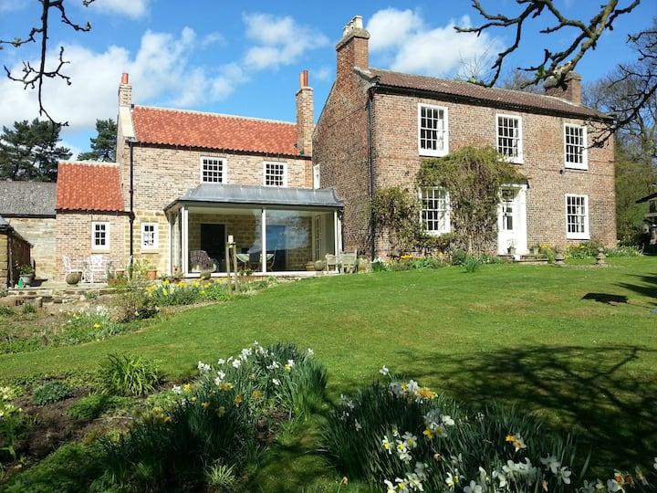 Marderby Grange near stunning scenery and walks