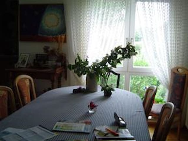 2-Zi-Appartement in Kurstadt,64qm - Bad Krozingen - Pis