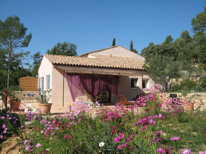 Charming Little Sunny House !