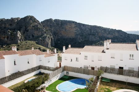 Magnificent house with private pool - Montejaque