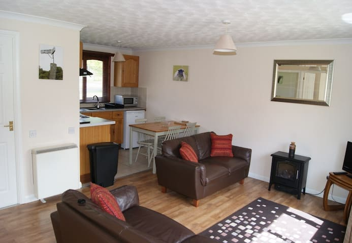 Bungalow 58 on Hengar Manor Park - Bodmin - Overig