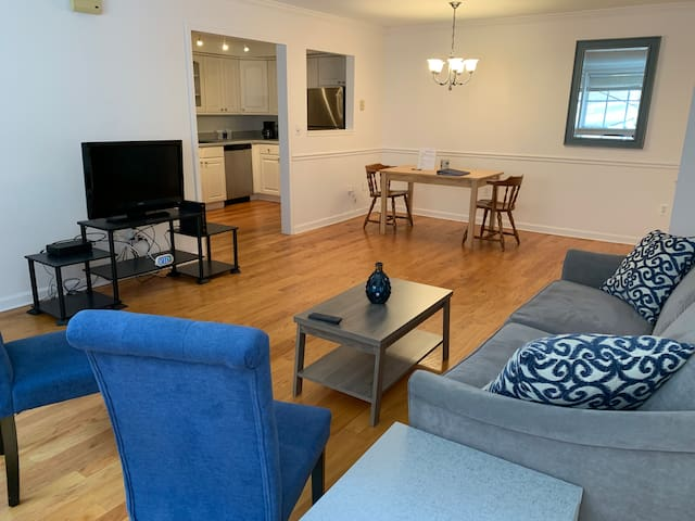 Charlestown 2 Bed/2 Bath with FREE parking & Wi-Fi