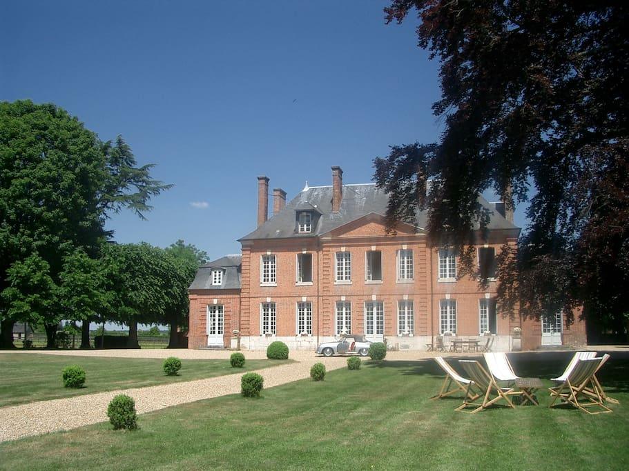 Halte en normandie 100km de paris chambres d 39 h tes - Chambre d hotes paris bastille ...