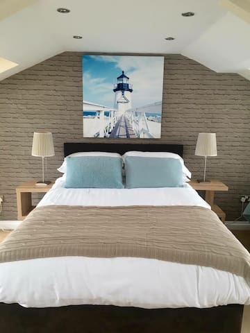 Sea front executive apartment - Sunderland - อพาร์ทเมนท์