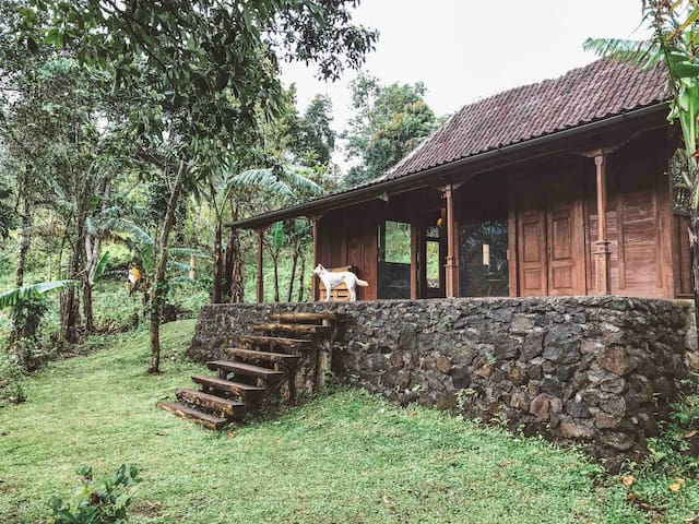 Kayu Bulan Mountain House