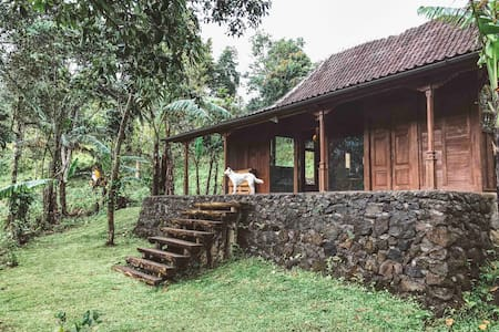 Kayu Bulan Mountain House