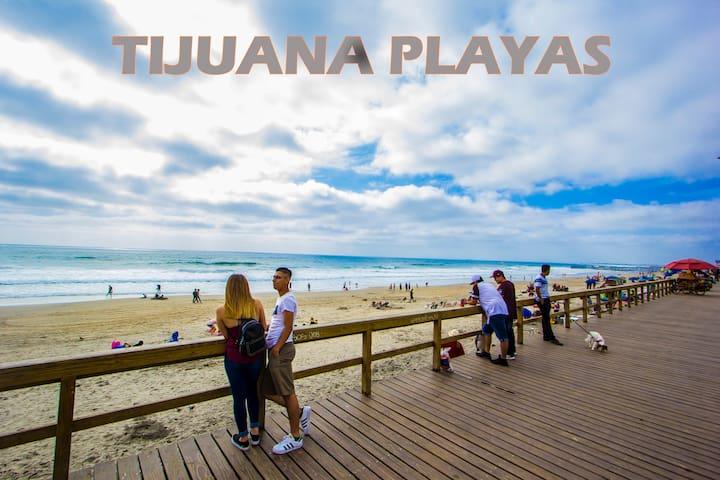 @Playas de Tj Clean and Sanitized 2Bed close 2 Sea