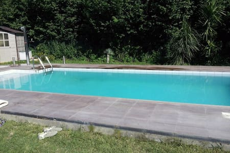 Country Loft with swimming pool - Le Rughe