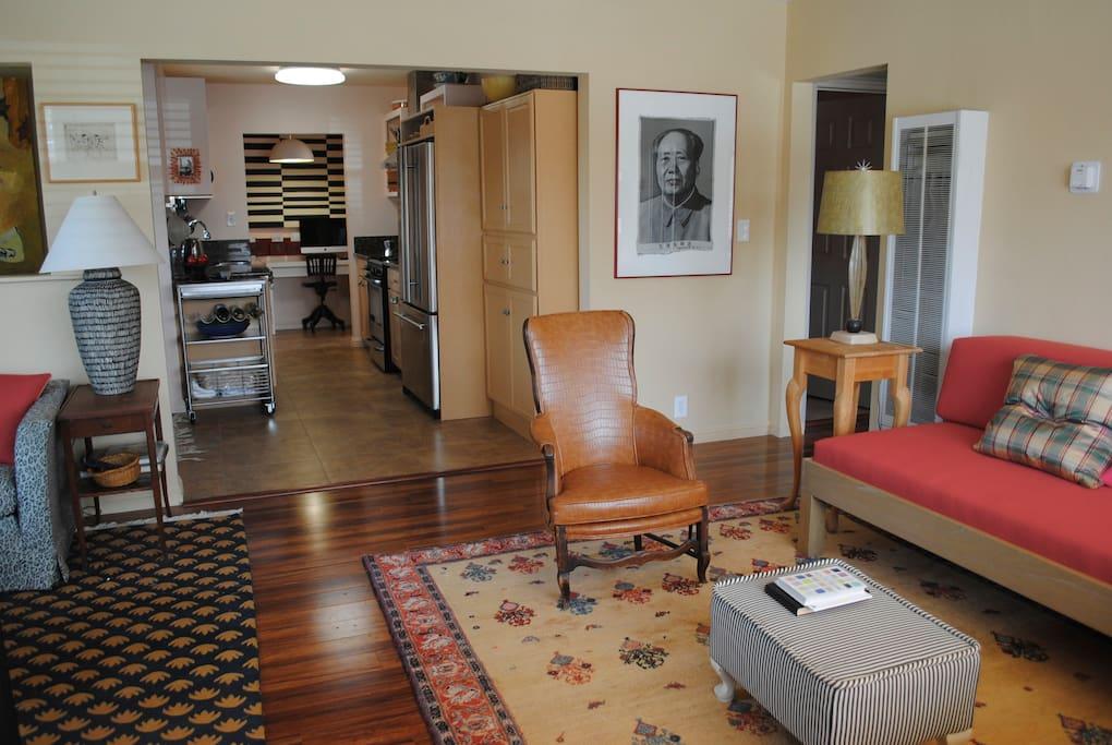 A hidden jewel private and cozy suite degli ospiti in for Piccola casa efficiente