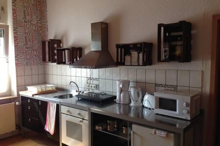 Wohnung Erdgeschoss - Solingen
