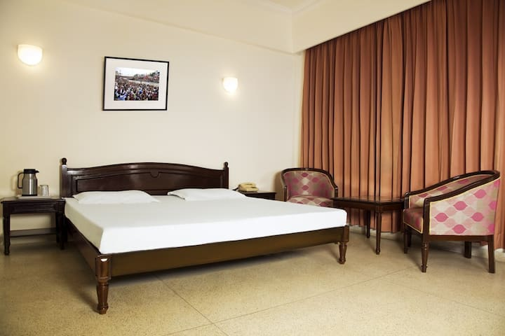 Comfortable stays in Haridwar