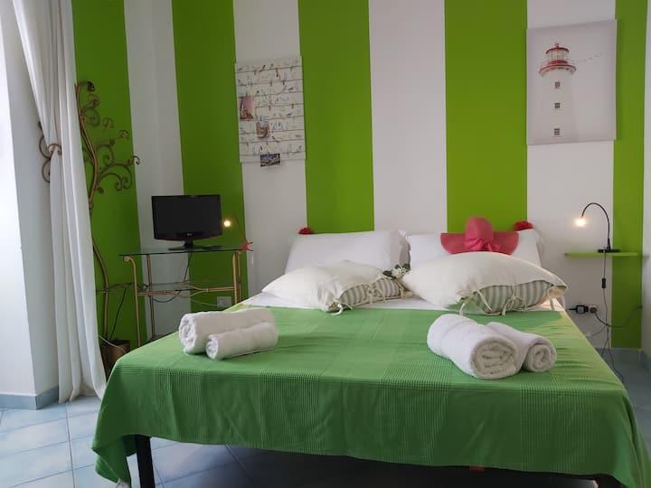 Gennaro Amalfi  3 beds, with kitchen