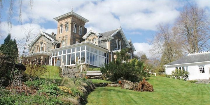 Holly Lodge B&B (3rooms) Highlands