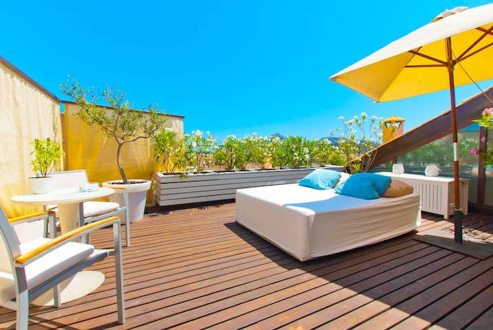 Luxe with Private Terrace at Hotel Cas Ferrer Nou