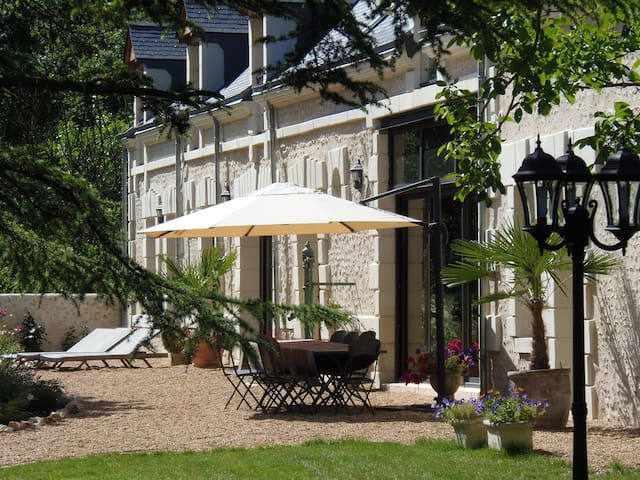 Charming B&B close to Loire Valley - Lunay - Bed & Breakfast