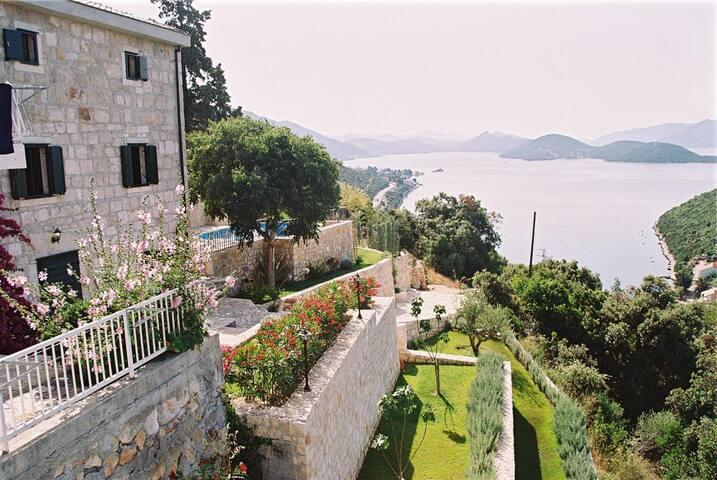 Luxury stone Villa near Dubrovnik - Duboka - 別荘