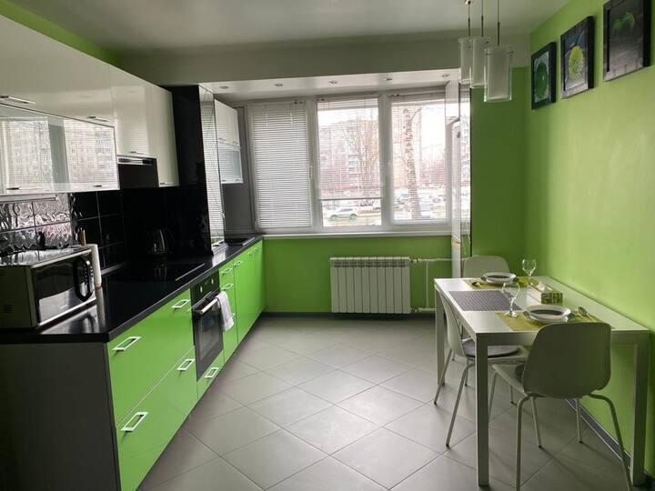 """Апартаменты """"евродвушка"""""""