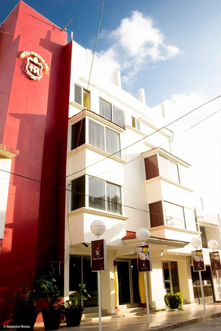 HOTEL PUERTO REAL COATZACOALCOS