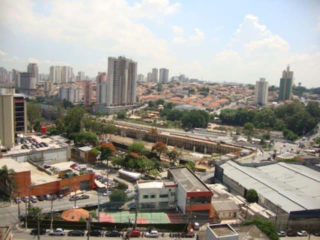World Cup flat behind Stadium S P - São Paulo - Apartemen