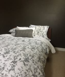 Private and Spacious Full Basement in North End - Barrie