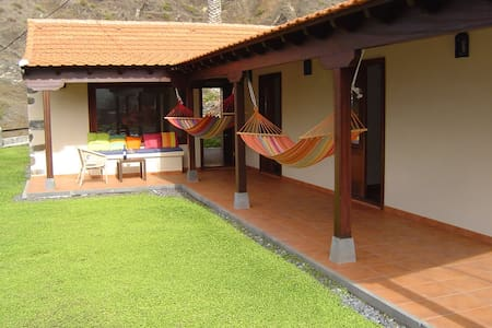 Sea View Country Villa in La Gomera - Hermigua