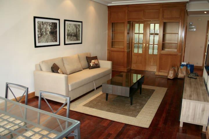 Luxury Apartment Bernabeu Cuzco