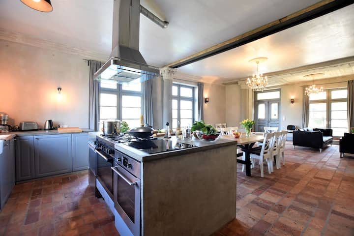Quaint Holiday Home in Detershagen with Private Terrace