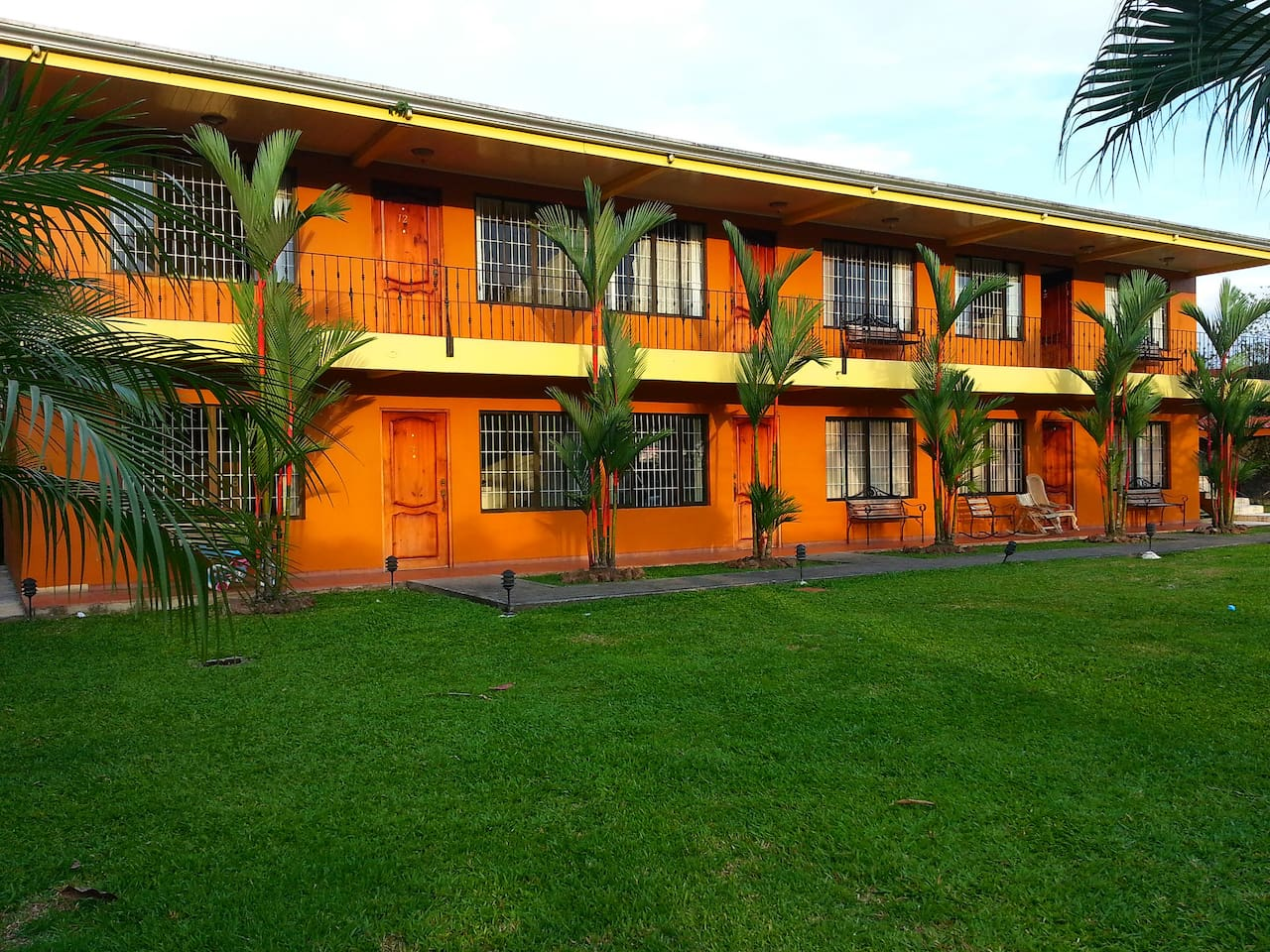 5 Furnished Condo's available with all the comforts of home and then some.