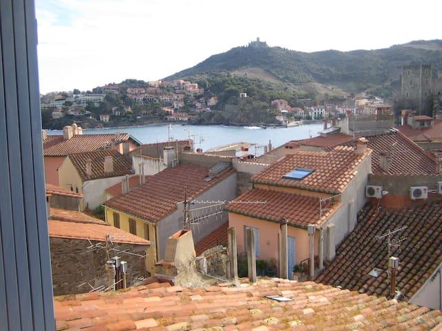 Maison dans quartier pittoresque et calme. - Collioure - Talo