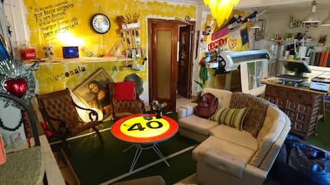 :: casa Decáber, un lugar diferente!.