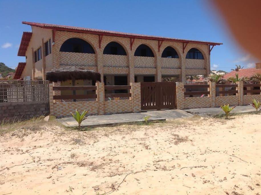 Casa grande com vista panoramica