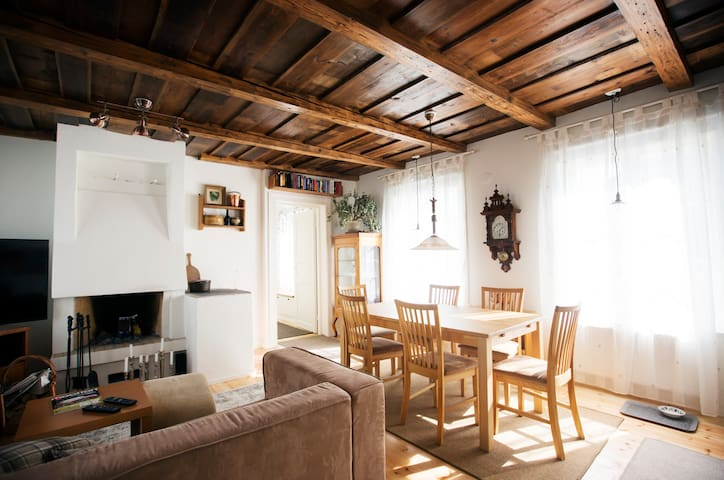Your own dream cottage in centre - Vaasa - House