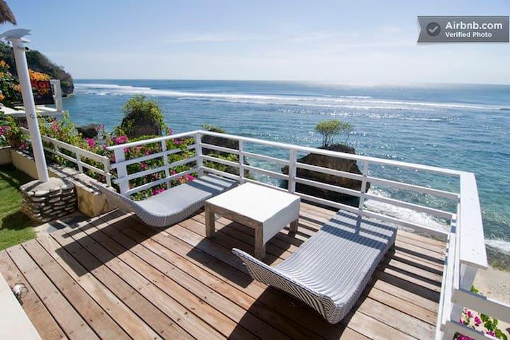 Bali Beach SurfHouse,Bingin 3 Bedrm - South Kuta - Casa