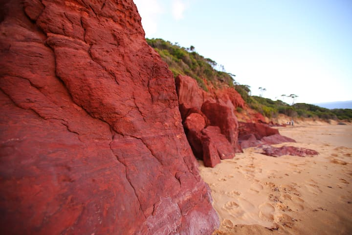 Red Rocks Escape - Cowes - Bed & Breakfast