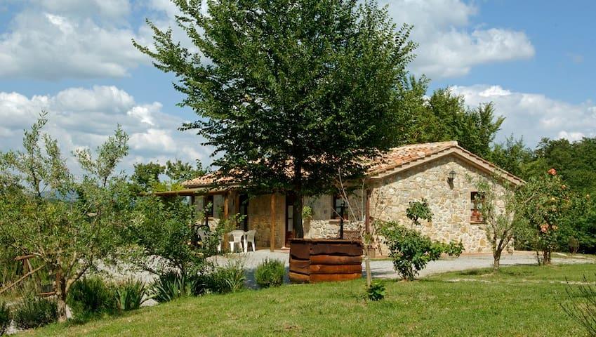 Ferienhaus in Umbrien - Citta' della Pieve - Flat