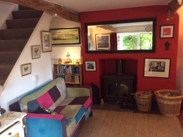 Myrtle Cottage - Wiveliscombe - Casa