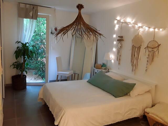 Appartement cosy au calme  proche centre ville