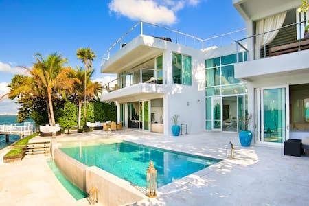 Villazzo Villa Valentina - Miami Beach - Villa