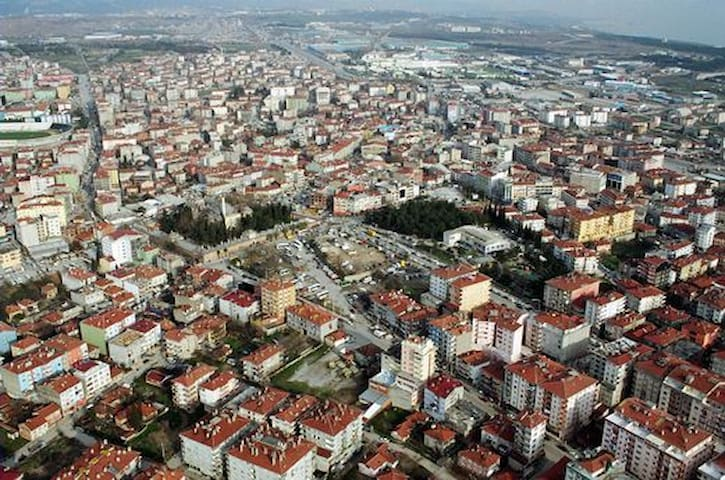 Feel yourself at home - GEBZE - Apartament